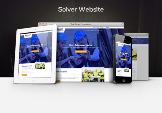 Solver Website