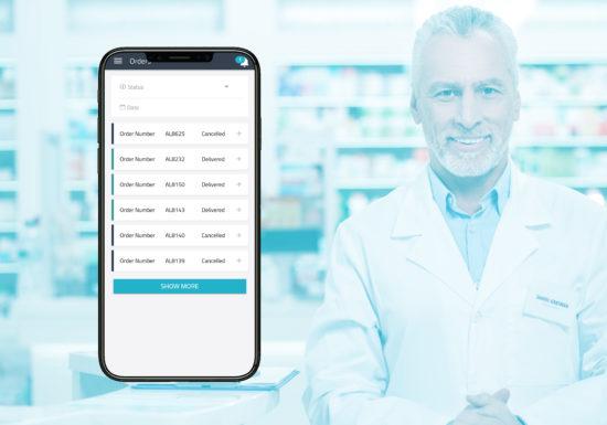 Belshifa Pharmacist Mobile App