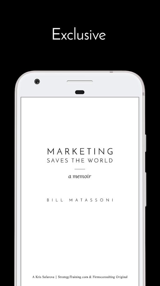 Bill Matassoni A Memoir Apps on Google Play